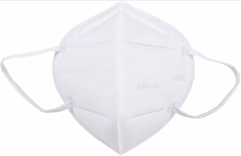 KN95 Respirator Face Mask - Particle Filtering Half Mask for Non Medical Use, Pack of 50