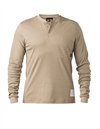 Saf-Tech HENL33 Arc Rated FR Henley T-Shirt 6.25 oz. Ultra Soft, 10.9 cal, 2112 Compliant, Made in USA