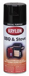 Krylon High Heat Paints, Case/ 6 Cans