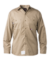 Saf-Tech ISHRT32 Arc Rated FR Button Shirt, 7 oz Ultra Soft, 8.7 cal, 70E and 2112 Compliant, Made in USA