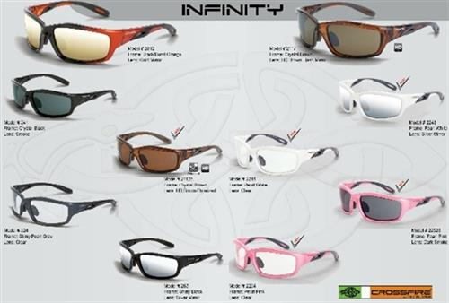 CrossFire Infinity Safety Glass Series