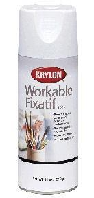 Krylon K01306 Workable Fixative