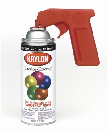 Krylon Snap and Spray Can Adapter, Box/12