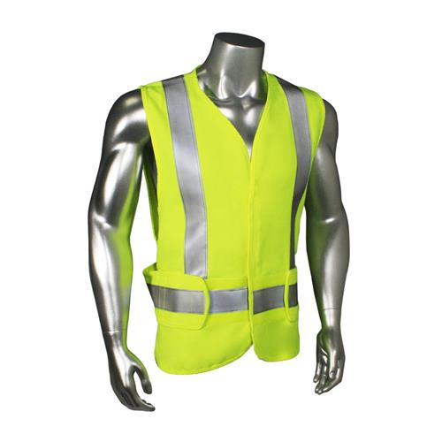 Radians LHV-UTL-A Class 2 Modacrylic, Adjustable FR Safety Vest, M-XL