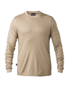 Saf-Tech LST33 Arc Rated FR Crew T-Shirt 6.25 oz. Ultra Soft, 10.9 cal, 2112 Compliant, Made in USA