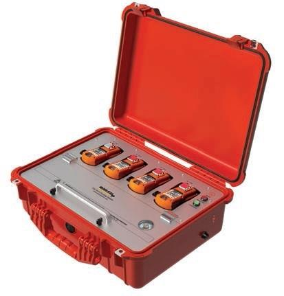 Gas Clip Technologies Multi Gas Clip Dock - Case, Regulator, Power Supply and USB Memory (MGC or MGC-P), MGC-Dock