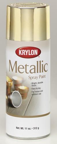Krylon Metallic Paints