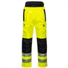 Portwest PW342 PW3 Hi Vis Extreme Waterproof, Breathable Rain Pants, Class E, Hi Vis Yellow & Black