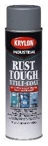 Krylon Rust Tough Utili-Coat, Case/ 6 Cans