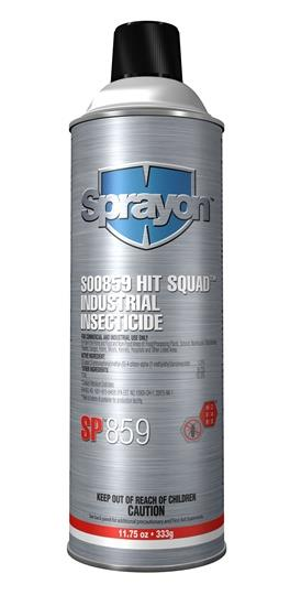 Sprayon S00859 Hit Squad Industrial Insecticide SP 859