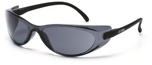 Pyramex SB2020S Safety Glasses, GT2000 Eyewear Gray Lens with Black Temples, Qty: Box/12 prs
