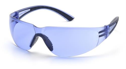 Pyramex SB3665S Safety Glasses, Cortez Eyewear Purple Haze Lens with Black Temples, Qty: Box/12 prs
