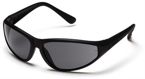 Pyramex SB920E Safety Glasses, The Zone Eyewear Gray Lens with Black Frame, Qty: Box/12 prs