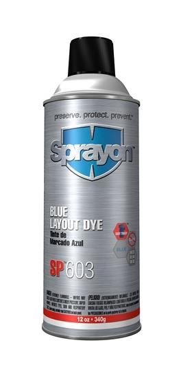 Sprayon S00603 Blue Layout Dye SP 603