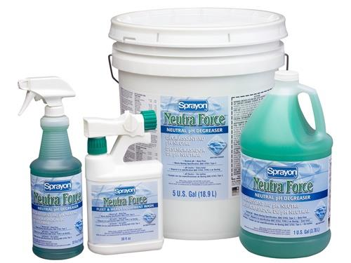 Sprayon Neutra-Force All Purpose Neutral pH Cleaner/Degreaser