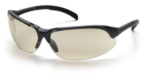 Pyramex SS4780D Safety Glasses, Accurist Eyewear IO Mirror Lens with Slate Gray Frame, Qty: Box/12 prs
