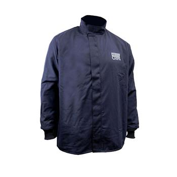 "Chicago Protective Apparel - SWJ-43, 43 Cal Arc Flash 35"" Ultra Soft Jacket"