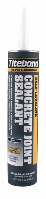 Titebond Self Leveling Concrete Joint Sealants, Case/12