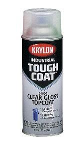 Krylon Tough Coat Acrylic Alkyd Enamels, Case/ 12 Cans
