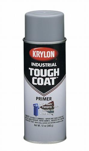 Krylon Tough Coat Primers, Case/ 12 Cans