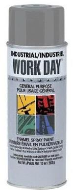 Krylon Work Day Aerosol Enamel Paints
