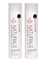 Amazing Hair - Human Hair Shampoo and Conditioner