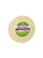 "Ultra Hold - 1/3"" x 6yds 