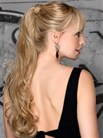 Champagne Ponytail Extension | Ellen Wille