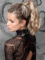Prosecco Ponytail Extension | Ellen Wille
