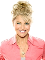 Natural Tone Hair Wrap | Christie Brinkley