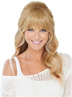 Natural Fringe - Hair Piece