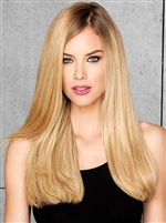 "20"" Human Hair Extensions - 10pc Set 