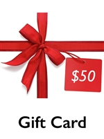 $50 - Gift Card