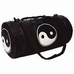 Martial Arts Supplies Gear Bag Sport Yin Yang Yinyang Yin-Yang Design