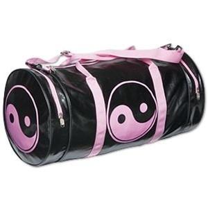 f141e2bae8 Martial Arts Supplies Martial Arts Gear Bag Sport Pink Yin Yang ...