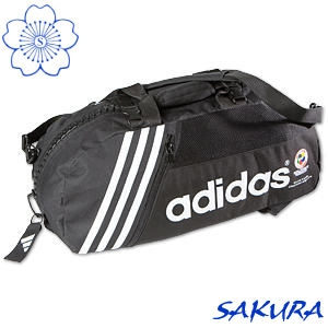 Martial Arts Gear Bag Karate Sports Adidas Wkf