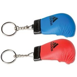 Martial Arts Supplies Accessories Adidas Keychain Kickboxing Boxing Glove