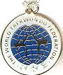 Martial Arts Accessories Necklace World Taekwondo