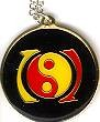 Martial Arts Accessories Necklace Jeet Kune Do