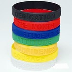 Martial Arts Accessories Wrist Band Spirit