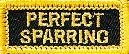 Martial Arts Accessories Patch Iron On Sparring
