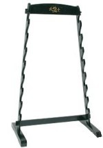 Martial Arts Accessories Rack Weapon Eight Sword