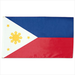 Martial Arts Accessories Wall Flag Philippine