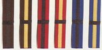 Martial Arts Belt Rank Single Wrap Stripe Tip