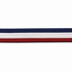 Martial Arts Belt Rank Red White Blue
