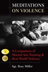 Martial Arts Books Mediation on Violence
