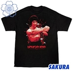 Martial Arts Clothing T-Shirt Bruce Lee Power Punch