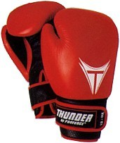 Martial Arts Equipment Boxing Gloves Thunder