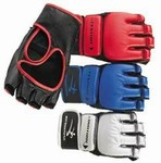 Martial Arts Equipment Kickboxing Open Gloves