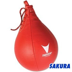 Martial Arts Equipment Vinyl Speed Bag